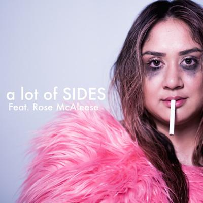 Cover art for a lot of SIDES Feat. Rose McAleese