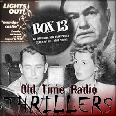 Old Time Radio Network Thrillers, thrilling mystery, espionage, and political intrigue. Step into the world of action and Psychological  twist that will keep you on the edge of your chair.