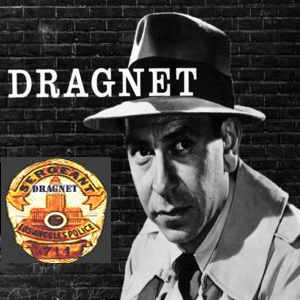 Dragnet was created and produced by Jack Webb, who starred as the terse Sgt. Friday. Webb had starred in a few mostly short-lived radio programs, but Dragnet would make him one of the major media personalities of his era.Webb was a stickler for accurate details, and Dragnet used many authentic touches, such as the LAPD's actual radio call sign (KMA-367), and the names of many real department officials, such as Ray Pinker and Lee Jones of the crime lab or Chief of Detectives Thad Brown. Dragnet was perhaps the most famous and influential police procedural drama in American media history. The series gave millions of Americans a feel for the boredom and drudgery, as well as the danger and heroism, of real-life police work. Dragnet earned praise for improving the public opinion of police officers. Actor and producer Jack Webbâs aims in Dragnet were for realism and unpretentious acting. He achieved both goals, and Dragnet remains a key influence on subsequent police dramas in many media. The shows cultural impact is demonstrated by the fact that even after five decades, elements of Dragnet are known to those who've never seen or heard the program.