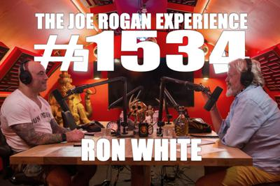 Cover art for #1534 - Ron White