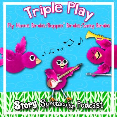 Cover art for Birdie Triple Play