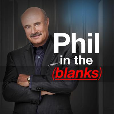 """Experience a side of Dr. Phil McGraw you may have been missing as he delves into the minds of the most interesting and accomplished people in the world today. From celebrities to ordinary people in extraordinary circumstances, to the world's leading experts and """"disrupters,"""" every guest will be provocative, informative and relevant. For more information: https://www.drphilintheblanks.com/"""