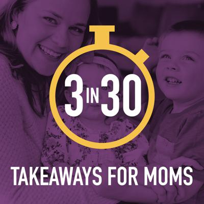 30-minute podcasts with 3 doable takeaways to make your family life a little better each week.  Hosted by Rachel Nielson, a mother, writer, and podcaster