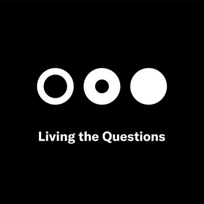 Cover art for Living the Questions: How can we balance connection with disconnection?