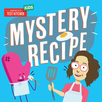 Mystery Recipe helps kids AND their grown-ups uncover the fun, fantastical, and fascinating sides of food. Each ingredient-themed episode builds to a grand finale: a mystery recipe cook-along. Get excited about cooking (and eating) by digging into the deliciously silly and unexpectedly educational. Hosted by Molly Birnbaum. A production of America's Test Kitchen Kids.
