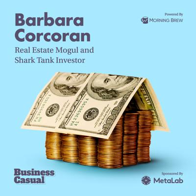 Cover art for Barbara Corcoran on the Emotional Economics of the Housing Market