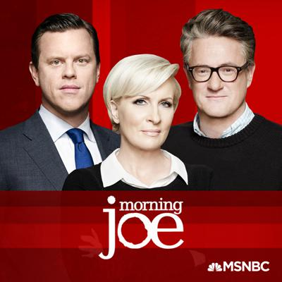 Join Joe Scarborough, Mika Brzezinski, and Willie Geist, for in-depth and informed discussions that help drive the day's political conversation. Top newsmakers, Washington insiders, journalists, and cultural influencers, come together on Morning Joe for unparalleled insight and analysis around the day's biggest stories.
