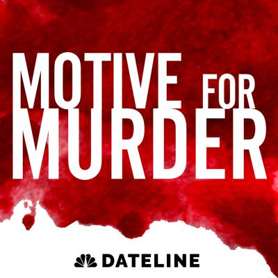 Two murders, months apart, in Houston. The young victims knew each other, but did they also know their elusive killer? Dateline's Josh Mankiewicz takes you inside one of the most twisted and confounding cases he's ever covered. From the team who brought you the #1 podcastThe Thing About Pamcomes the chilling story of the race to find a killer by unmasking the motive.