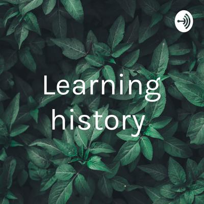 Learning history