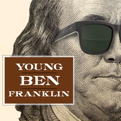 Cover art for Young Ben Franklin