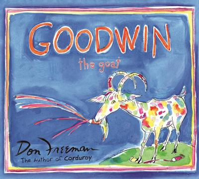 Cover art for Goodwin the Goat