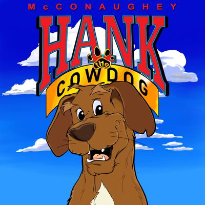 """Hank the Cowdog, the self-declared """"Head of Ranch Security,"""" finds himself smack dab in the middle of a host of tangled mysteries and capers that span the universe of the Texas Panhandle cattle ranch Hank calls home.  Hank is joined on these tail-wagging, tongue-slobbering adventures by a motley assemblage of characters, not least of which is his less-than trusty sidekick, Drover, a small but uncourageous mutt.  Listen in as Hank the Cowdog always claims to know the answer, is the last to realize he doesn't, but is the first to run headlong into tales of courage, loyalty, and friendship.  Hank the Cowdog podcast stars and is executive produced by Academy Award® winner Matthew McConaughey. Written, directed and executive produced by Jeff Nichols.  Presented by H-E-B Proudly serving Texans since 1905. @HEB"""
