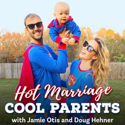 "Are you looking for someone to share their deepest, darkest secrets on keeping their marriage spicy? Are you like, ""puhhlease DISH on how to be a cool parent .. because, yeah ... I dunno!"" Well Jamie Otis and Doug Hehner have got all you hubbies and wifeys - and mommies and daddies - covered, because each week they find a guest who will SPILL all their dirty secrets! Because we all wanna keep our marriages hot and our parenting cool!"