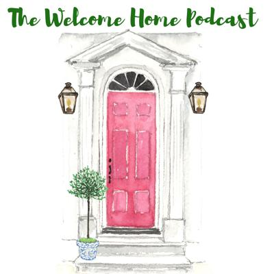 This is the Home-Ec class you wish you'd taken in school. Co-hosts Graham Smith and Kirsten Dunlap are two moms on a mission to help others create elegant, livable, welcoming homes. Join them as they interview experts, tackle specific challenges, and share their homemaking fails and successes. Real families, real budgets, real homes. Welcome Home! ***ON TEMPORARY HIATUS DUE TO COVID 19*** WILL RETURN WITH NEW EPISODES THIS FALL!