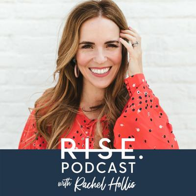 Tangible and tactical tools for your life and business. Hosted by New York Times Best-Selling Author Rachel Hollis, RISE is a series of bold conversations with fellow business powerhouses and personal development leaders that provides the listener with real-life valuable takeaways.