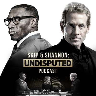 The Skip and Shannon: Undisputed Podcast. Skip Bayless, Shannon Sharpe, and Jenny Taft discuss the biggest stories in the world of sports. It's unscripted and unfiltered. Don't miss the television show Monday-Friday at 9:30am ET on FS1.