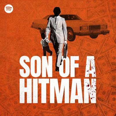 Cover art for Son of a Hitman, coming May 5th