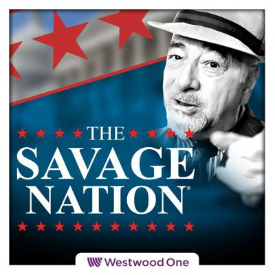 Cover art for President Trump Interviewed by Michael Savage