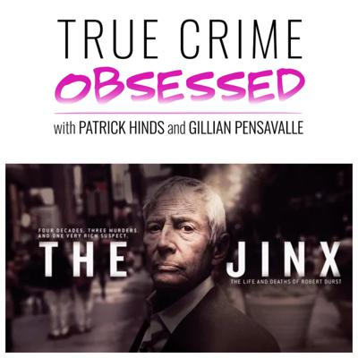 Cover art for The Jinx