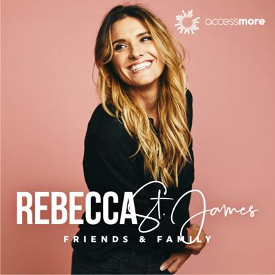 Rebecca St. James is back, and not only in the studio working on fresh, modern worship music, but she also has a NEW podcast to encourage you in daily life!  Through authentic sharing with friends and family- tackling subjects such as faith, parenting, relationships and more- she reminds listeners they're not alone, and that we have wisdom for life in Jesus!