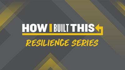 Cover art for How I Built Resilience: Live with Tony Xu and Marcia Kilgore