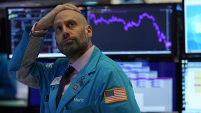 Cover art for Stocks Are Up But The Economy's Down