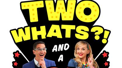 Cover art for Two Whats!? And A Wow! - Peanut Butter Diamonds