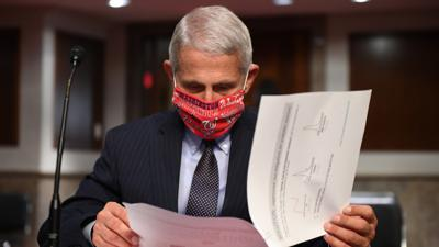 Cover art for The Mask Debate Is Over; Fauci On Mandates, Vaccine Skepticism