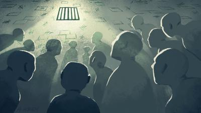 Cover art for Reframing History: Mass Incarceration