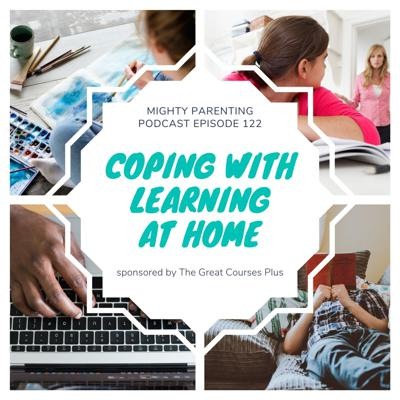 Cover art for Coping With Learning At Home | Sandy Fowler | Episode 122