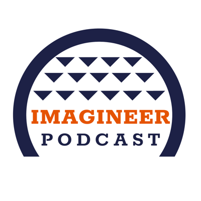 Welcome to the Imagineer Podcast, your unofficial guide to all things Disney®. Learn more at ImagineerPodcast.com.