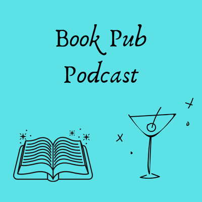 We talk about books, but mostly, the people who wrote them. And we do it while trying out a fun drink, just like a real book club... I mean pub... no, yes, I meant club.