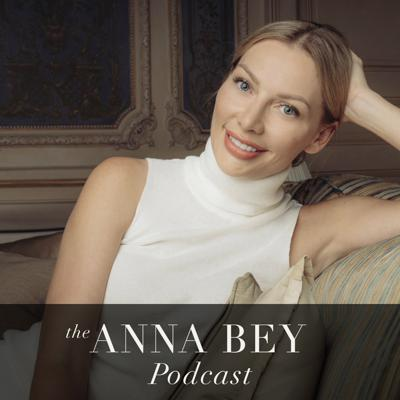 Anna Bey is an internationally renowned lifestyle and personal development educator and owner of the online finishing school, School of Affluence. She's been featured in numerous television and in print interviews, where she's shared her message of upscale feminine empowerment and the value of goal achievement. Known for her YouTube channel (also called School of Affluence), Anna enthusiastically imparts her knowledge from experience and ongoing research to her audience of over 721,000 subscribers. Seeking a less formal platform to further connect on a more raw level with her students and viewers, Anna is delighted to open up about her life, interests, and challenges to her podcast family. When she's not creating or researching her learning programs, Anna enjoys traveling the world with her partner, keeping a healthy self-care routine while having an occasional glass of Ruinart Blanc de blanc.