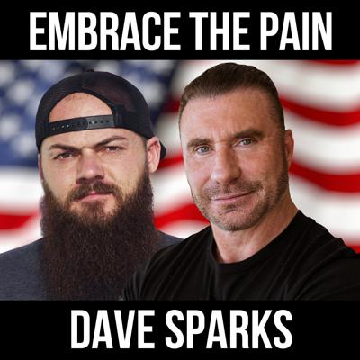 Cover art for Embrace the Pain - w/ Dave Sparks