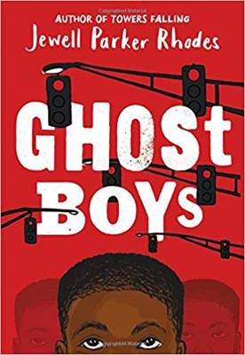 Cover art for Episode 108 - Ghost Boys by Jewell Parker Rhodes