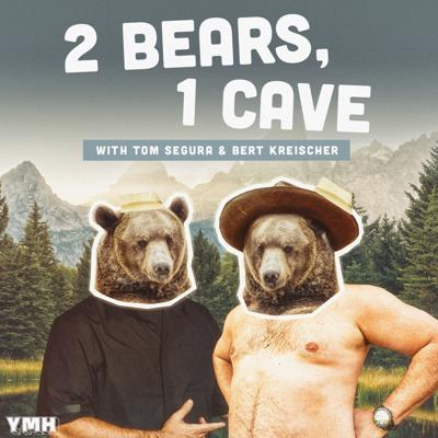 Weekly, comedian best friends Tom Segura and Bert Kreischer get together in the bear cave at YMH Studios to do what bears do: make each other laugh.
