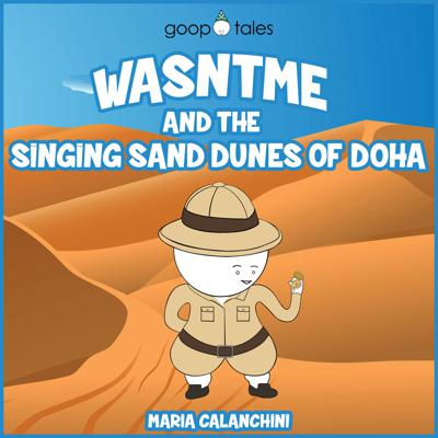Cover art for GT061 - Wasntme and The Singing Sand Dunes of Doha