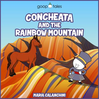 Cover art for GT063 - Concheata and the Rainbow Mountain