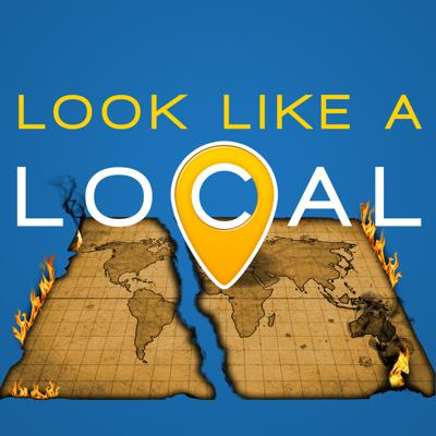 Look Like a Local:  Travelers Not Tourists