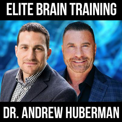 Cover art for Elite Brain Training - w/ Dr. Andrew Huberman