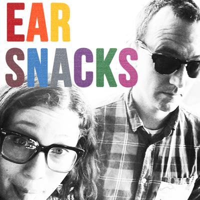 Ear Snacks is a musical podcast for kids about the world.  Andrew & Polly and their friends consider music, science, art and culture in a fun-filled podcast that parents enjoy and younger kids eat right up.  www.earsnacks.org