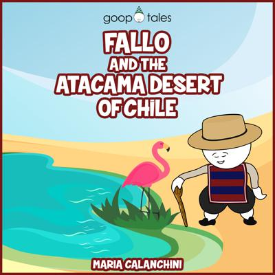 Cover art for GT070 - Fallo and the Atacama Desert of Chile