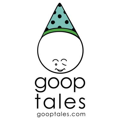 Goop Tales is a children's story podcast that will ignite your imagination and take you to foreign lands and on spectacular adventures. Each tale is carefully designed to make the world around us come alive in unexpected ways.  Every Goop has a naughty little character trait that gets them into trouble and sends them straight out of Goop World and into an adventure that takes place in a captivating faraway country where the starring Goop must learn to overcome their personal challenges in order to head home. Along the way children will learn fun facts and get introduced to foreign lands, animals and fun facts about the world around us. At the end of each story podcast, the listener is invited to visit GoopTales.com where they can view the photos that illustrate the story.