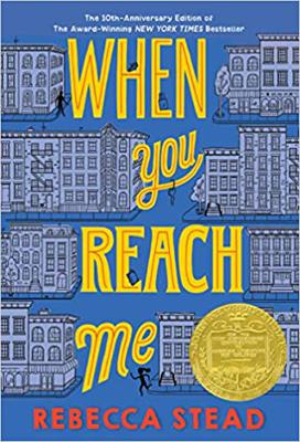 Cover art for When You Reach Me by Rebecca Stead