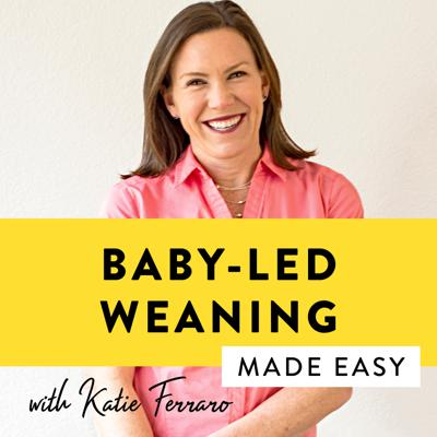 Babies can eat so many more foods than we give them credit for! Katie Ferraro, Registered Dietitian, baby-led weaning expert and mom of 7 helps you get a SAFE start to solid foods using baby-led weaning. Baby-led weaning helps your baby become an independent eater & prevents picky eating. Join Katie for easy-to-implement infant feeding tips and tricks that will build confidence in your baby's ability to safely start solid food and self-feed!