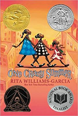 Cover art for One Crazy Summer by Rita Williams Garcia